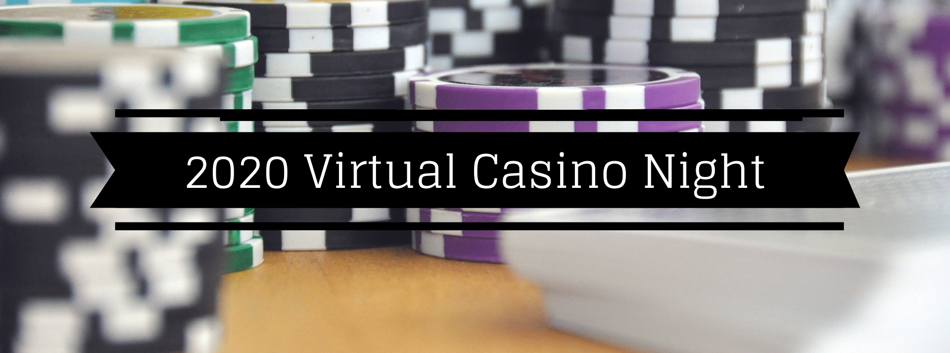 Virtual Casino Night