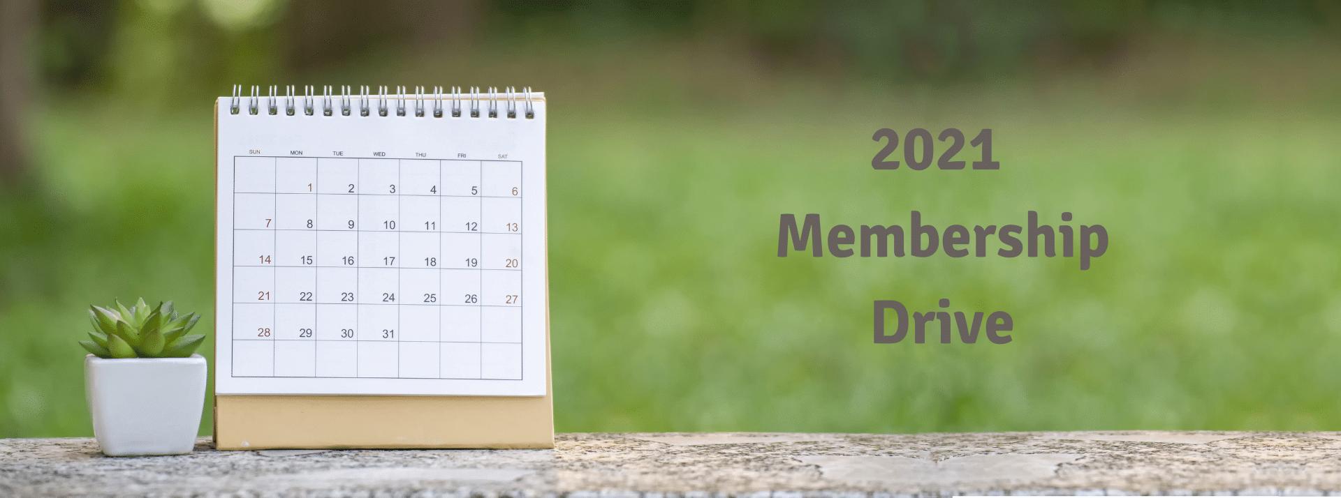 2021 Membership Drive